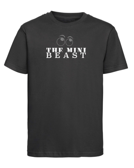 CW Kid Crossfit t-shirt Beast black