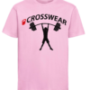 CW Kid Crossfit t-shirt strong pink